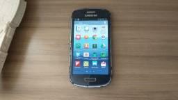 Smartphone Samsung Galaxy S3 Mini Gt-i9300 16gb Funcionando