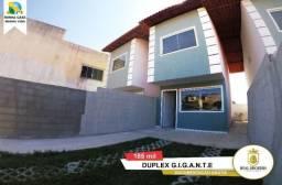 Casa Duplex 2 quartos individual - Não Geminada - Macafe