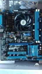 Kit dual core Asus comprar usado  Botucatu