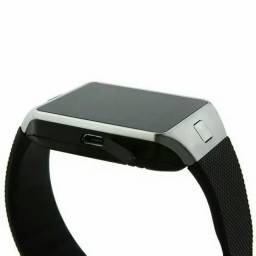 Smartwatch Relógio Dz9 Inteligente Bluetooth Android Iphone Atende e Recebe Ligações Wha