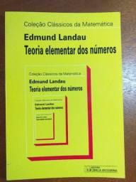 Teoroa Elementar dos Números - Edmund Landau