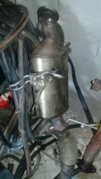 Catalisador Amarok bi-turbo BOCÃO