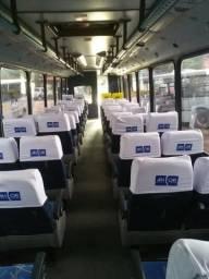 Ônibus Marcopolo 2006 ar-condiconado 50 lugares