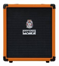 Amplificador Para Contra-Baixo Orange, Modelo Crush Bass 25