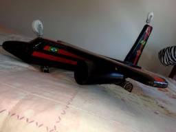 Avião do Flamengo de Madeira