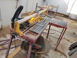 Máquina Cortar porcelanato cortag zapp 1250