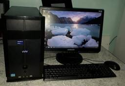 Computador Com wifi Com tela 19 Polegadas zap *