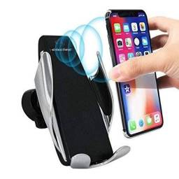 Carregador Veicular Qi Smart Sensor Wireless Charger S5 ??? <br>