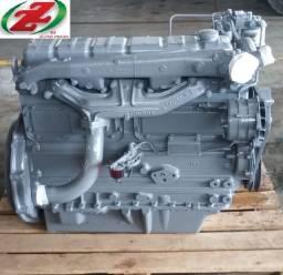 Motor PK M 354 Colheitadeira