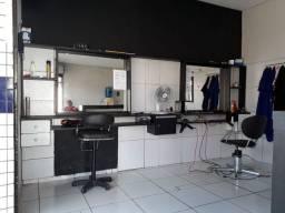 Bancada de barbearia