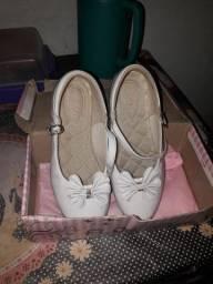 Sapato semi novo usado só uma vez