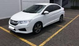 Honda City Sedan 1.5 Flex Automático Branco Lx Cvt