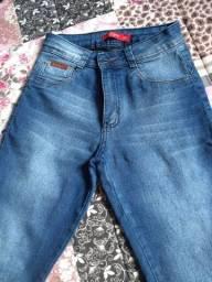 Calças jeans!