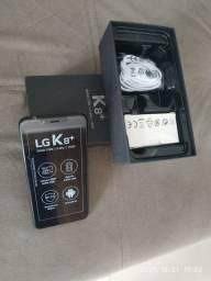 Lg K8+ na caixa com Nota e Garantia!