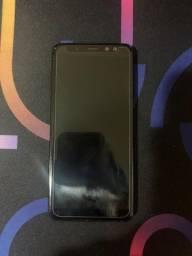 Samsung A8 preto 64GB+4GB