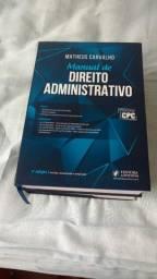 Manual de Direito Administrativo! Estado de Novo!