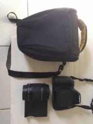 Camera canon t6i rebel