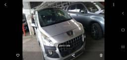 Peugeot 3008 griffe 2011/2012