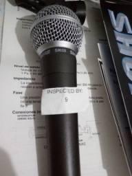 Microfone Shure Sm 58-lc Original Importado Do México