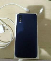 Samsung A01 3 meses de uso