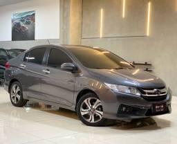 City 1.5 exl - 2016 - automático - apenas 38.000 km - infinity car