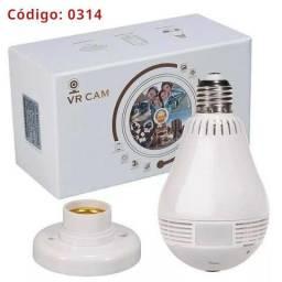 COD: 0314 Lampada Camara Ip 360° Hd Led Wifi Icsee (Entrega gratis)