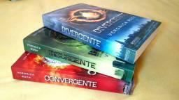 Livros - Coleção Divergente (3 volumes)