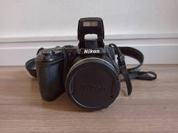 Câmera Digital Nikon Coolpix L120 - Semi Profissional
