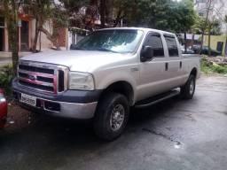Ford F250 4x4 Cabine Dupla - Diesel
