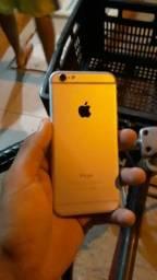 IPhone 6 16gb aceito cartão!!