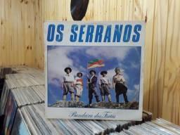 Lp, vinil, Coleção Os Serranos.