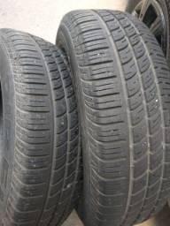 vendo dois pneus Pirelli 175 70 R14