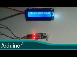 Sensor De Obstáculo Reflexivo Infravermelho arduino
