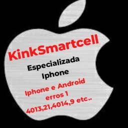 Assistência Técnica  Manutenção Avançada em Iphone e Android Todos os modelos