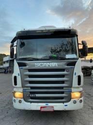 Scania g 420 2009 único dono revisado