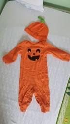 Fantasia Body Halloween Bebê Carters