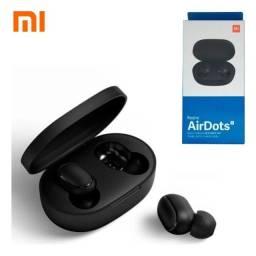 Fones de ouvido Xiaomi Redmi AIrdots S Sem fio c/ Bluetooth 5.0
