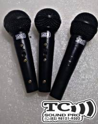 Microfones Profissional SM58 - avista ou cartão