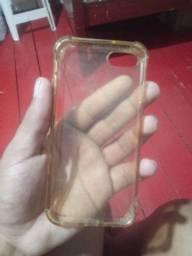 Vendo essa capa pra iphone 7 boa de silicone transparente