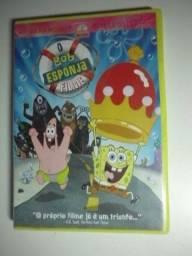DVDs infantis: Bob Esponja & A Era do Gelo