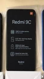 Xiaomi Redmi 9C 32gb - aparelho novo - pego seu usado na troca