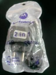 Carregador Motorola original v8 30 reais
