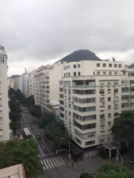 Sensacional apê 2 qtos mobiliado proximo á Praia de Copacabana - VMN