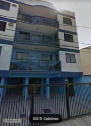 Apartamento com 5 dormitórios à venda, 104 m² por R$ 380.000 - Nova Aroeiras - Macaé/RJ
