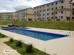 Apartamento residencial para locação, Virgem Santa, Macaé - AP0324.