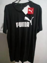 Camiseta Puma Essentials