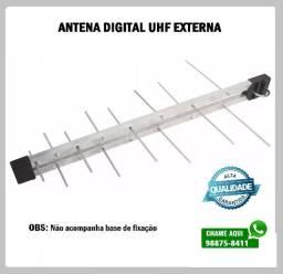 Antena Digital Externa 16 elementos: 30,00