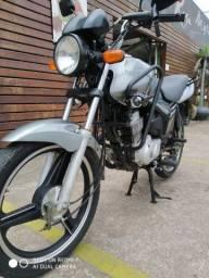 Cg fan 150 ESI 2011 flex com roda liga leve moto super conservada sem nada para fazer!!!