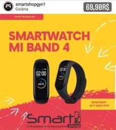 Smartwatch Mi Band 4