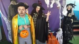 Halloween teatro infantil Drive Thru